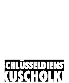 SCHLÜSSELDIENST KUSCHOLKE Logo